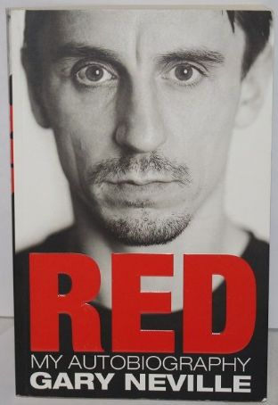 Red My Autobiography by Gary Neville - 9780593065600
